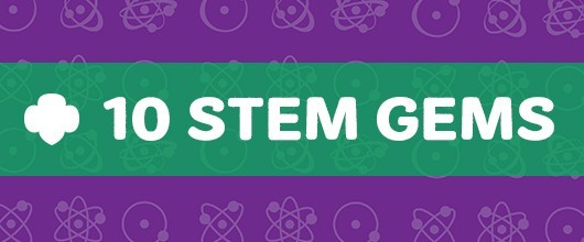 10 STEM Gems at Girl Scouts of Southern Illinois