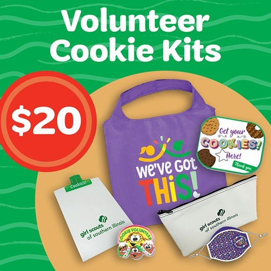 Volunteer Cookie Kits